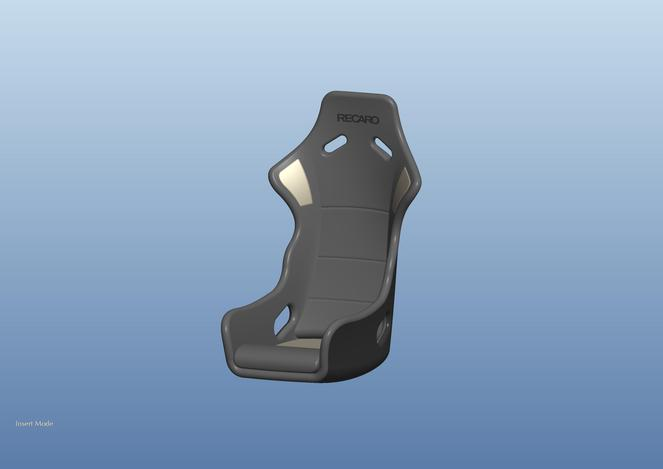 recaro profi spa racing seat