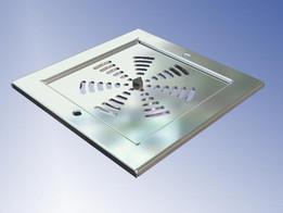 Ventilation grill    VM-O1