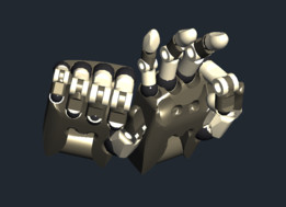 Lahire Hands (Mechanical)