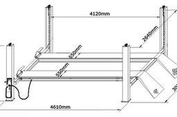 column lifter
