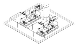 Addtive Injection System For Charging And Discharging Of Sea Tankers