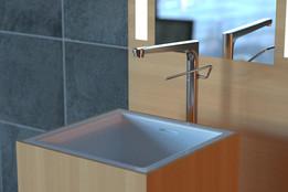 Damixa contest entry #6 bathroom tap