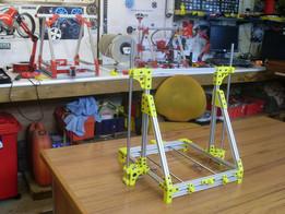OB1.4 open beam 3D printer