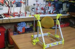 OB1.4 open beam 3D printer