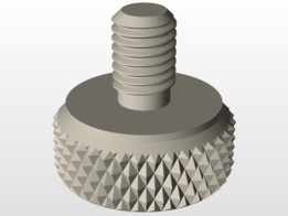 knurl - Recent models | 3D CAD Model Collection | GrabCAD Community