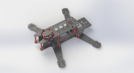 Quadcopter 250