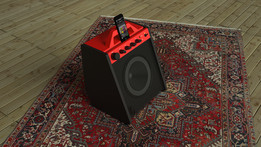i-phone 5 guitar amp