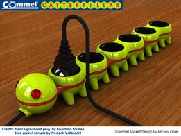 Commel Catterpillar