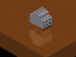 3~ Circuit breaker
