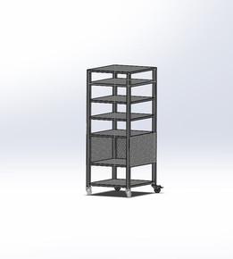 ENWAR trolley shelf
