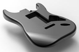 Fender Strat Type Guitar Body