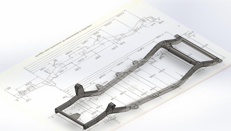 jeep wrangler yj frame step igesstlsolidworks 3d cad model grabcad