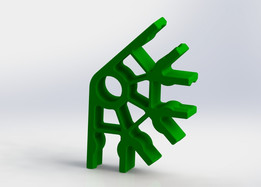 Knex Connector - Green