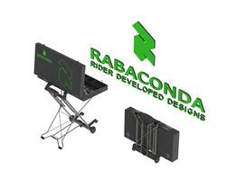 Rabaconda compact tool desk