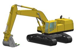 Excavator CAT 365
