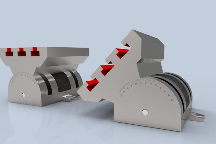 Adjustable Angle Plate : Adjustable angle plate autodesk inventor autocad