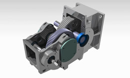 SPEED REDUCER GEARBOX