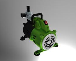 Grex 1/8 HP Compressor Airbrush