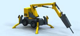 3D Demolition Brook