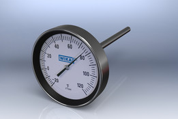 thermometer - Recent models   3D CAD Model Collection