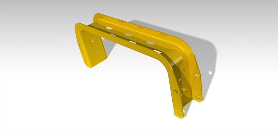 Web Plate Catia 3d Cad Model Grabcad