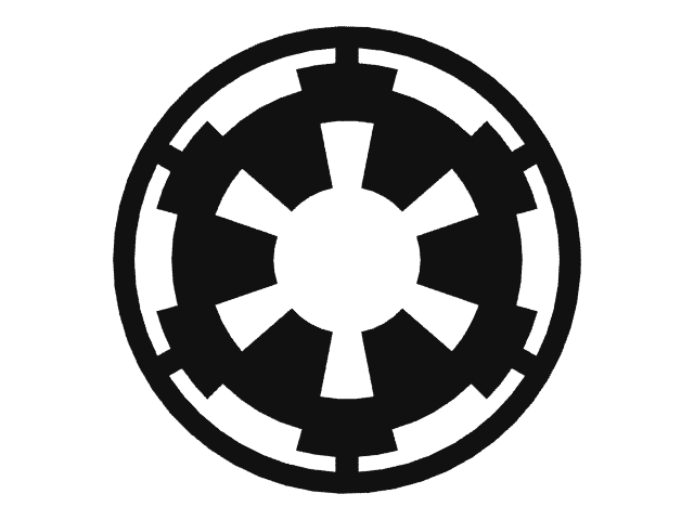 Imperial Navy Logo | 3D CAD Model Library | GrabCAD