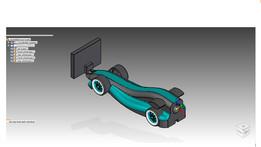 Co2 car parts