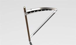 Scythe Harp