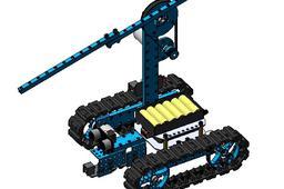Line Finder Robot