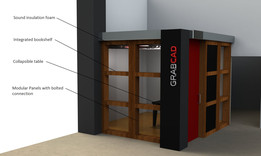Modular Portable GrabCAD Office
