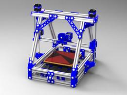 Mendel Max 3d Printer