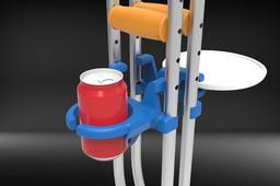 Crutch Accesory