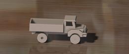 Wood truck