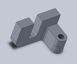 Gen II/Gen III Dodge Viper cam sensor adapter bracket