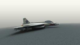 HAL Tejas Multirole Light Jet Fighter