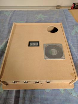 GRBL power control box