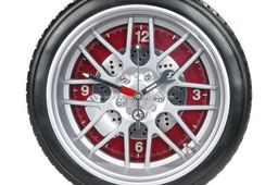 Wall Clock (Wheel rim)