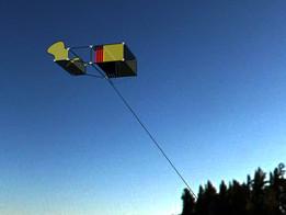 Water Generator Kite