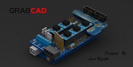Gadgets3D Starter Pack RAMPS 1.4 - Elettronics for 3D Printers