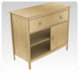 Chest 1 Drawers with Door