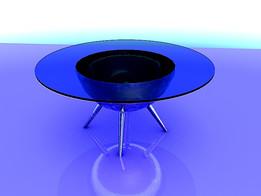 COFFEE TABLE    UFO