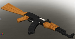 AK 47 original project