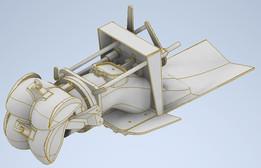 waterjet - Recent models | 3D CAD Model Collection | GrabCAD