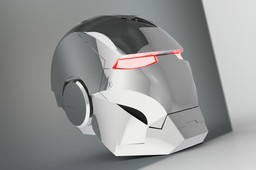 Iron Man's Helmet