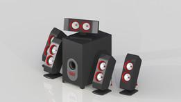 BHC Custom Speakers