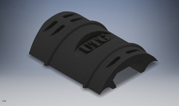 UTG Rubber Tactical Rail Guard