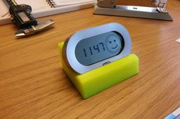 Basic holder for toothbrush LCD.