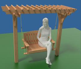 swing - Recent models | 3D CAD Model Collection | GrabCAD Community
