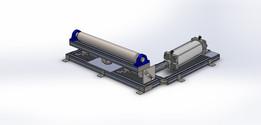 conveyor belt tracking roller
