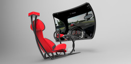 Home racing simulator